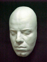 Load image into Gallery viewer, Jerry Lewis Life size Life-Mask face casting mask life cast