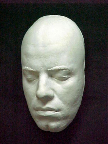 Jerry Lewis Life size Life-Mask face casting mask life cast