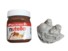 Load image into Gallery viewer, Bigfoot Nutella cast signed by Cliff Barackman
