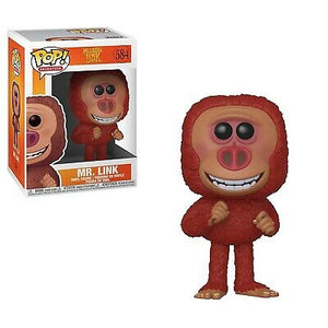 Bigfoot FUNKO MISSING LINK POP! ANIMATION MR. LINK VINYL FIGURE