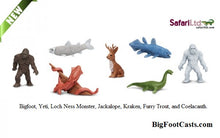 Load image into Gallery viewer, 2015(?) Safari Ltd. Cryptozoology figures