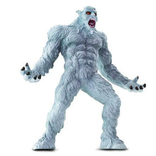 Load image into Gallery viewer, 2019 Yeti figure toy from Safari Ltd (No. 100306)