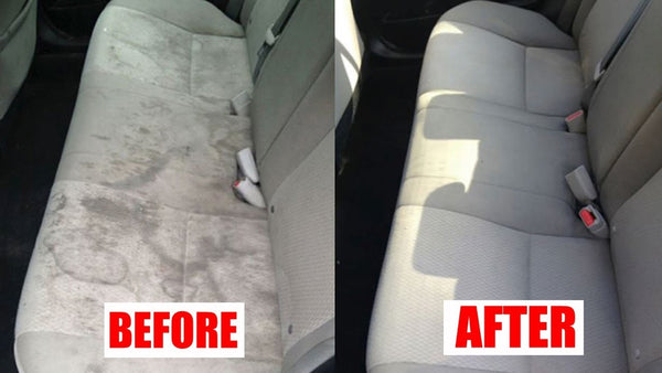 How to clean car seat cover