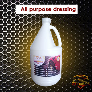 All-purpose Interior Dressing Protectant and Cleaner