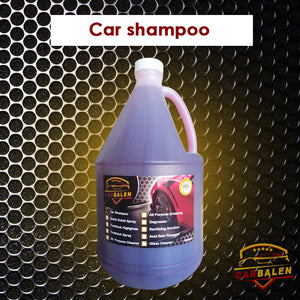 Car Shampoo Ube Premium, Carwash Shampoo Supply
