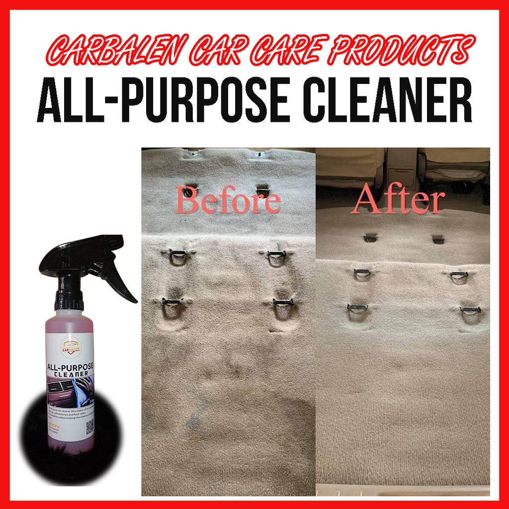 Car All-purpose Cleaner - 250ml | 500ml