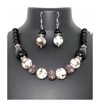 Load image into Gallery viewer, Antique Black Necklace - Inspired Creations