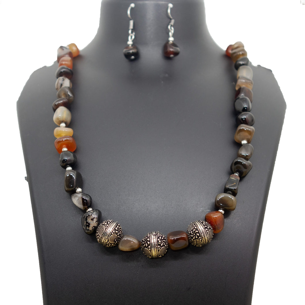 Black and Brown Stones - Inspired Creations