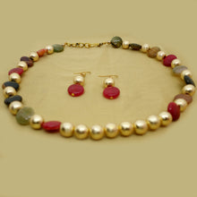 Load image into Gallery viewer, Brass Gold Beads - Inspired Creations