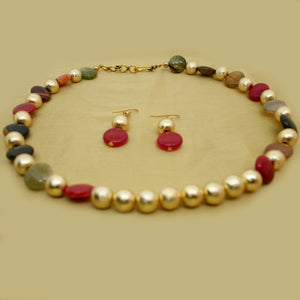 Brass Gold Beads - Inspired Creations