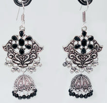 Load image into Gallery viewer, Dangles with Jhumka - Inspired Creations