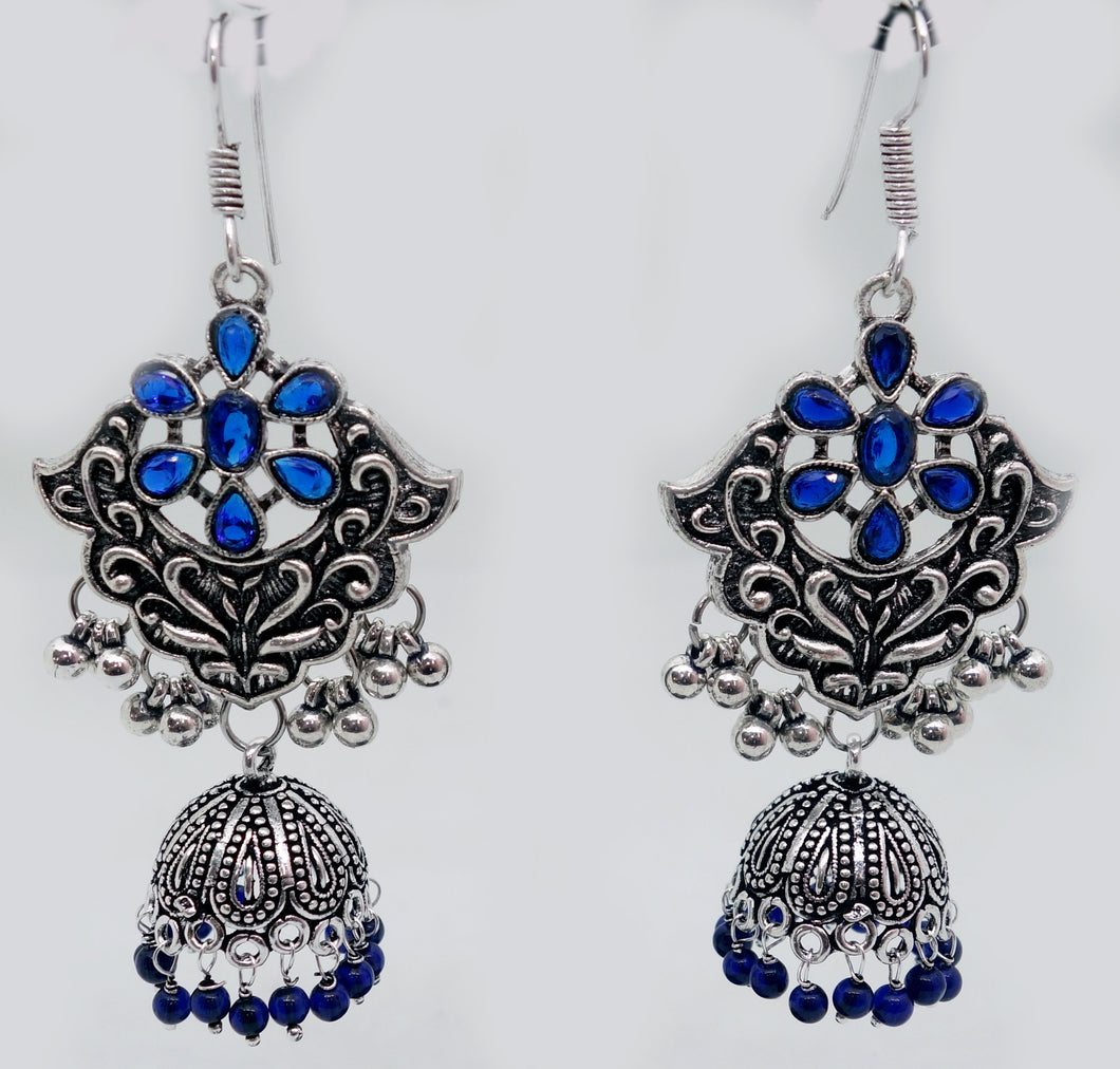 Dangles with Jhumka - Inspired Creations