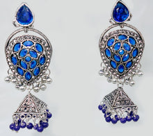 Load image into Gallery viewer, Drop with Jhumka Earring - Inspired Creations