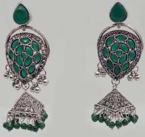 Drop with Jhumka Earring - Inspired Creations