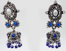 Load image into Gallery viewer, Elegant Jhumka Earrings - Inspired Creations