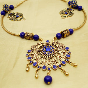 Golden Blue - Inspired Creations