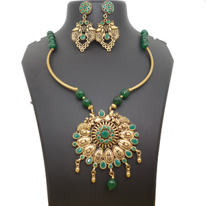 Golden Green - Inspired Creations