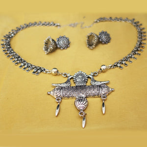 Oxidized Metal Jewelry