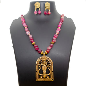 Pink Durga - Inspired Creations