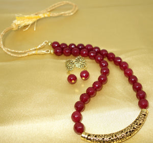 Precious Maroon - Inspired Creations