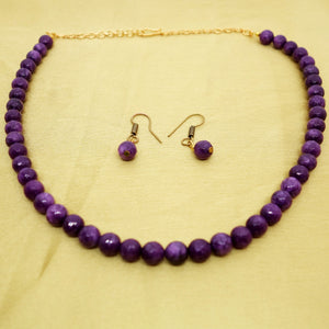 Purple Stones - Inspired Creations