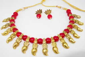 Red and Gold - Inspired Creations