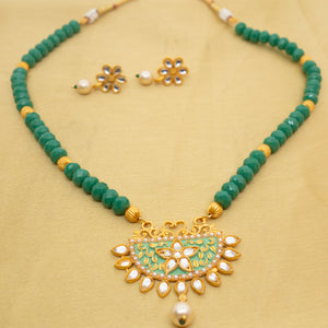 Two Part Sun Kundan - Inspired Creations