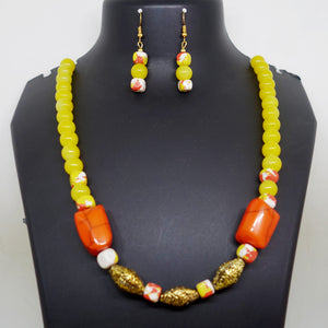 Yellow and Orange - Inspired Creations