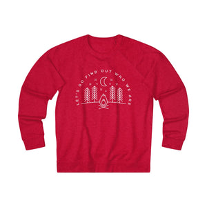 "A.W. ""Who We Are"" Pullover Crewneck Sweatshirt"