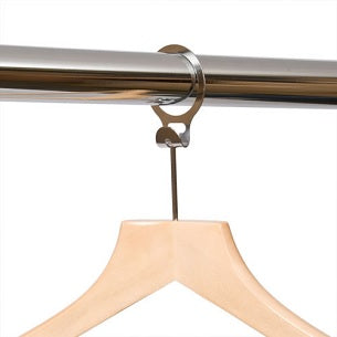 Hanger With Anti-Theft Ring