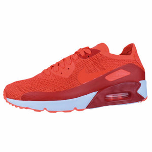 Women's Nike Air Max 90 Flyknit Crimson Red