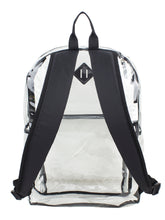 Load image into Gallery viewer, Eastsport Multi-Purpose Clear Backpack