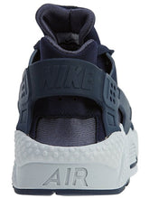 Load image into Gallery viewer, Men's Blue Nike Air Huarache Run Running Shoes