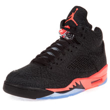 "Load image into Gallery viewer, Nike Men's Air Jordan 3LAB5 ""Infrared"" Black Sneakers"