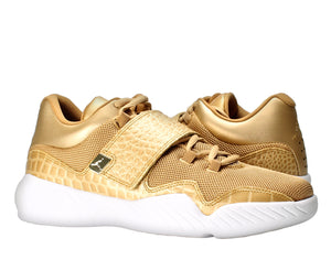 Men's Nike Air Jordan J23 Metallic Gold Sneakers