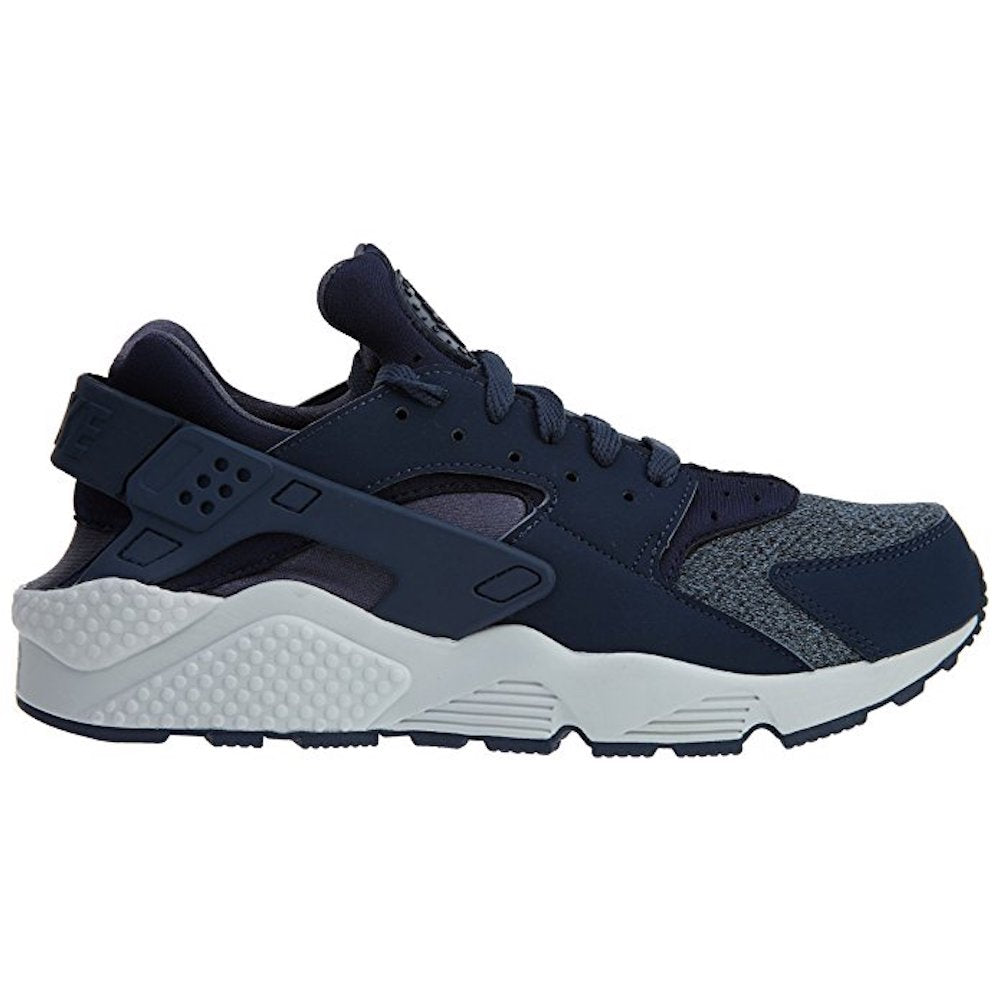Men's Blue Nike Air Huarache Run Running Shoes