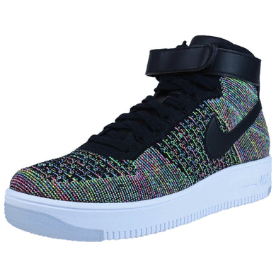 Men's Nike Colorful AF1 Ultra Flyknit Retro Basketball Shoes