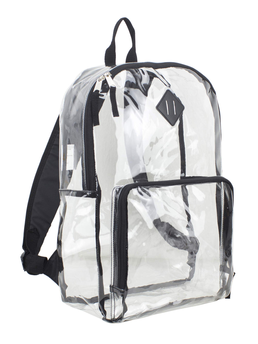 Eastsport Multi-Purpose Clear Backpack