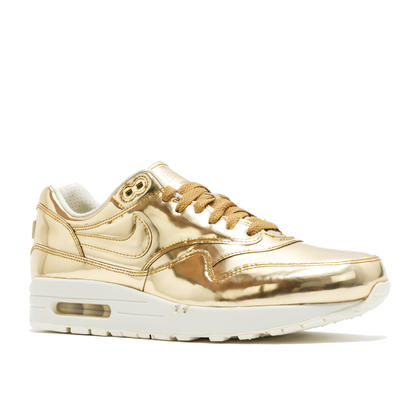 Women's Nike W'S AIR MAX 1 SP 'LIQUID GOLD'