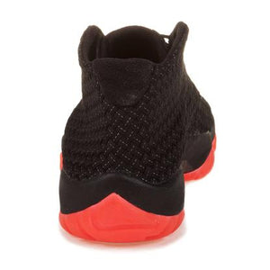 "Men's Air Jordan Future Premium ""3m"" Black/Infrared"