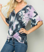 The Reagan Tie-Dye Top