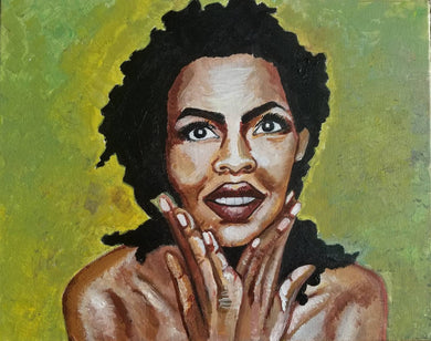 Lauryn Hill 11 x 17 print or Original