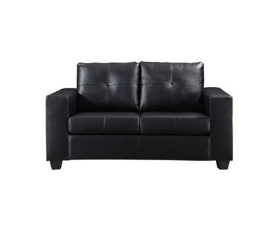 Nikki Sofa Black 2 Seater | 360HomeWare