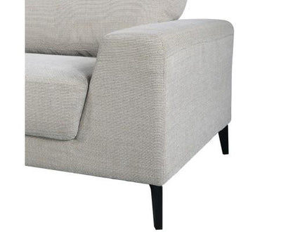 Hopper Sofa 2 Seater Grey | 360HomeWare