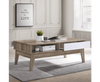 Scandinavian Coffee Table Oak | 360HomeWare