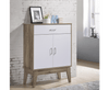 Shoe Cabinet Oak | 360HomeWare