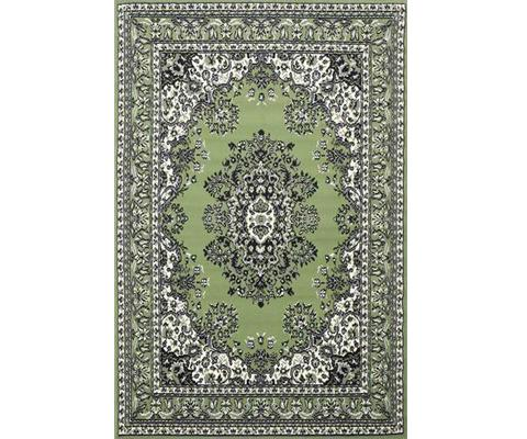 Morgan Traditional Medallion Green Design | 360HomeWare