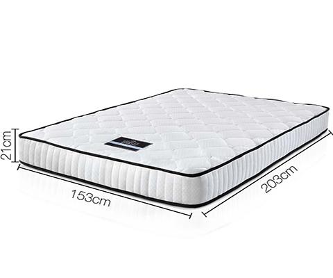 Giselle Bedding Queen Size 21cm Thick Foam Mattress | 360HomeWare