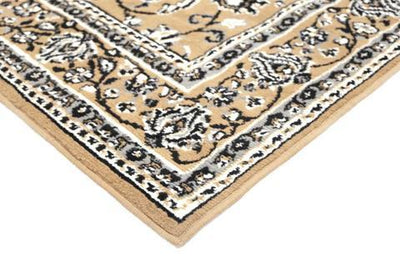 Morgan Traditional Medallion Beige Design | 360HomeWare