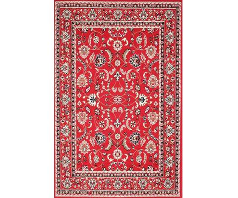 Morgan Rug Traditional  Red Design | 360HomeWare